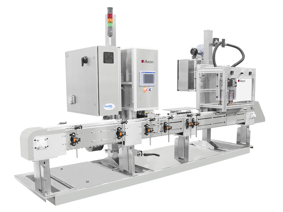 Horizontal Shrink Sleeve Integrated Systems - HZ-100 - Shrink Sleeve Label Applicators